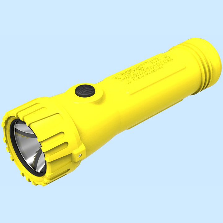 explosion proof flash light (€89)